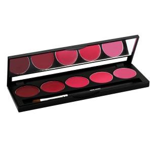 Lip Color Ready Palette